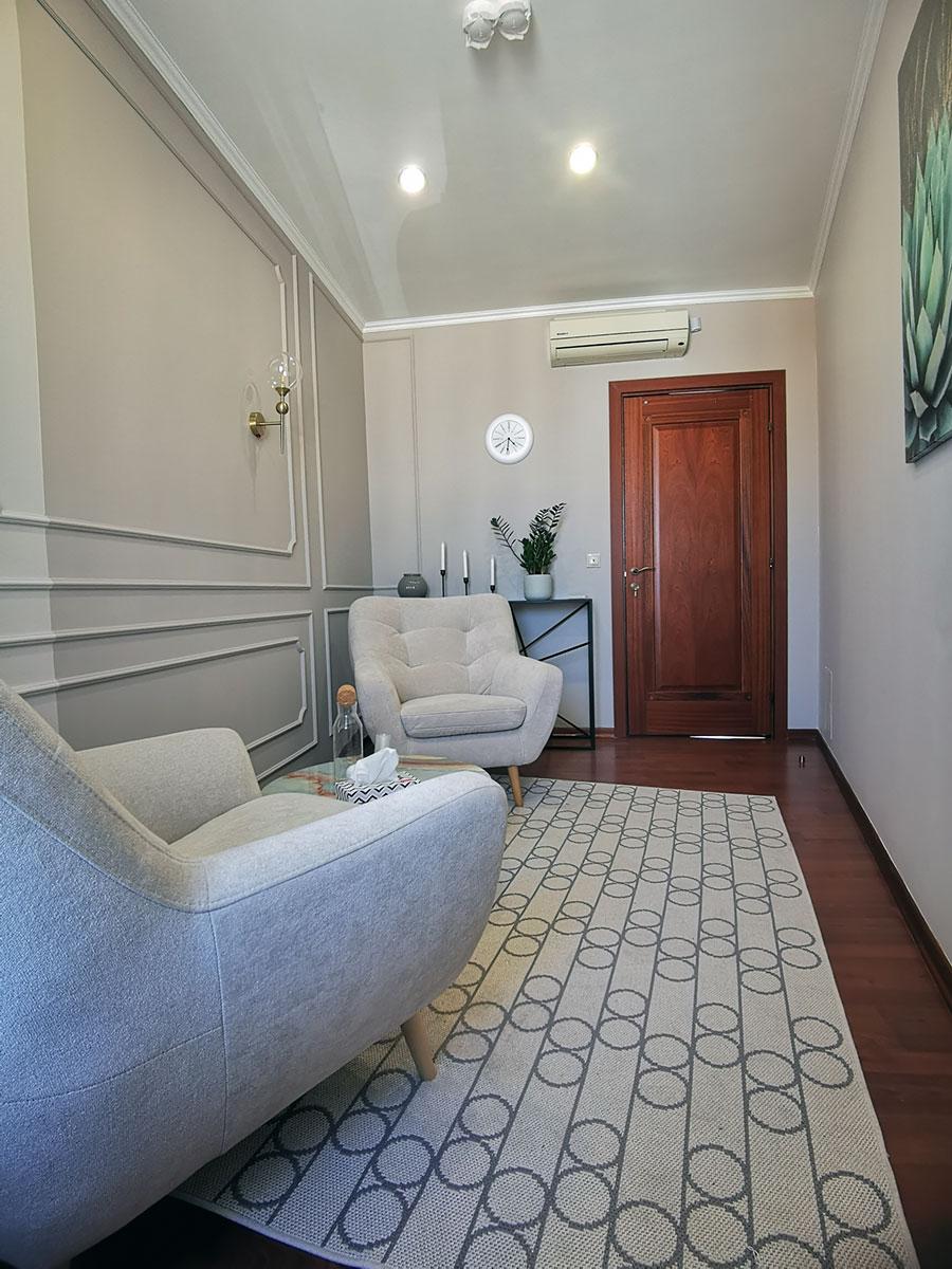 Небольшой кабинет для психолога в аренду