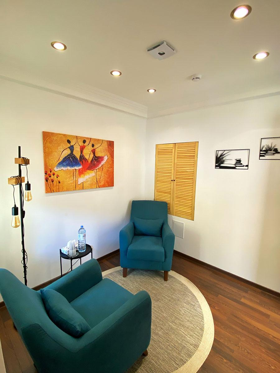 Почасовая аренда кабинета психолога