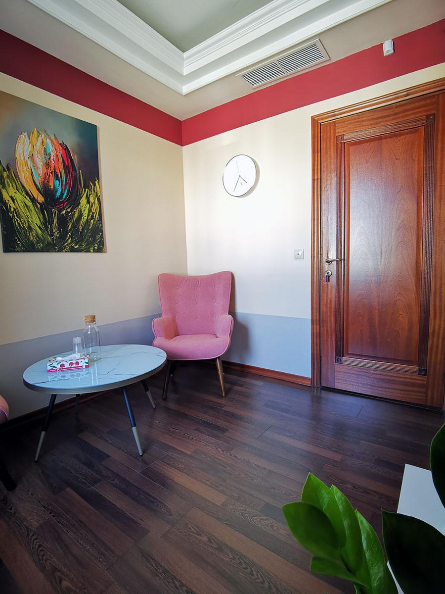 Аренда кабинета психолога в Москве