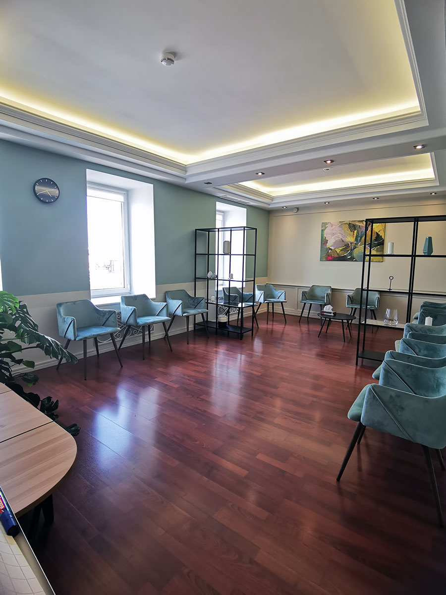Почасовая аренда помещения для тренингов в Москве