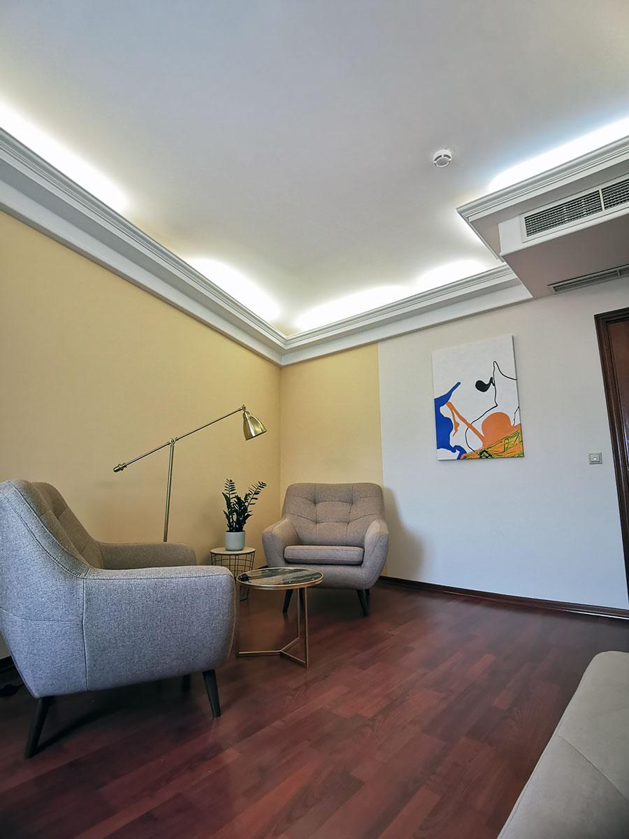 Кабинет психолога в аренду для психоанализа